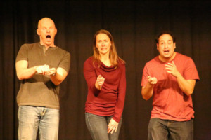 Registration Now Open For Playhouse Theatre Academy's Introduction To Improvisation Class!
