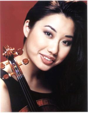 Violinist Sarah Chang Comes To Cadogan Hall