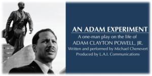 AN ADAM EXPERIMENT Comes to Aronoff Center