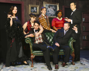 WHODUNIT? An Improvised Murder Mystery At The Contemporary Theater Company