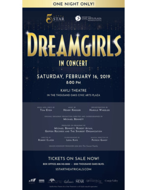 5-Star Theatricals Presents DREAMGIRLS IN CONCERT