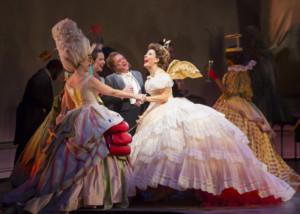 LA TRAVIATA Opens At Lyric Opera in February
