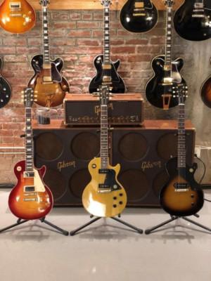 Gibson: Iconic, American-Made Guitar Brand Ushers In New Era