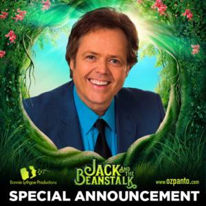 Jimmy Osmond Withdraws From JACK AND THE BEANSTALK