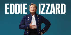Eddie Izzard Comes To To Playhouse Square