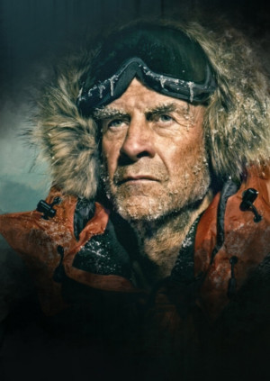 World's 'Greatest Living Explorer' Sir Ranulph Fiennes Tells Tales Of Living Dangerously at Parr Hall