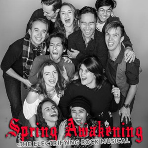 The Electrifying SPRING AWAKENING Opens Thursday