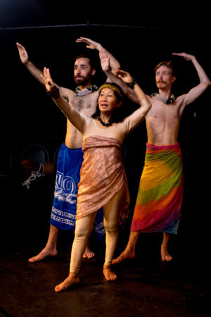 The ARTS at MARKS Sponsors H H Hawaii Physical Comedy Fest