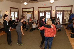 Women's Weekend Creative Retreat at Chico Hot Springs with Katie Goodman