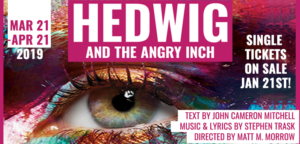 Announcing The Cast And Creative Team Of Diversionary's 20th Anniversary Production Of HEDWIG AND THE ANGRY INCH