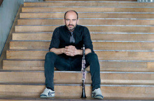 Kinan Azmeh's CityBand Comes To The Broad Stage