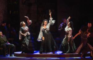 Ridgefield to Screen the Met's CARMEN