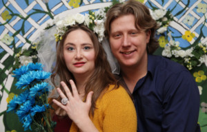 DAVID AND KATIE GET RE-MARRIED Announced At Frigid Festival 2019