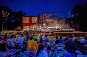 2019 Shakespeare Festival St. Louis Presents LOVE'S LABORS LOST