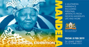 MANDELA: THE OFFICIAL EXHIBITION Launches Global Tour in London