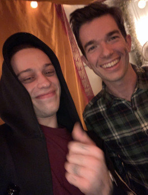 John Mulaney & Pete Davidson Bring the Laughs to the State Theatre
