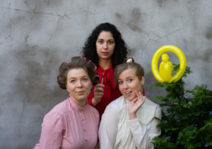 Paper Doll Ensemble Stages Inaugural Production THIS IS HOW GIRLS DIE