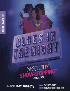 Laguna Playhouse Presents BLUES IN THE NIGHT Conceived And Directed By Sheldon Epps