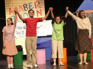 Lakewood Cultural Center Presents ArtsPower's Production Of AMBER BROWN IS NOT A CRAYON