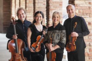 Segerstrom Center Presents The Tak Cs Quartet