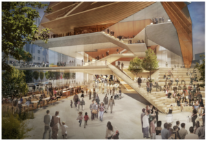 First Concept Designs Released For London Centre For Music Project As Next Steps Announced