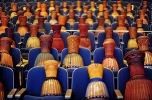 DJEMBE! Makes U.S. Debut At Apollo Theater In March