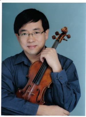 Greenwich Village Orchestra Performs Eastern Romance Featuring Violinist Ming-Feng Hsin In Glazunov's Violin Concerto