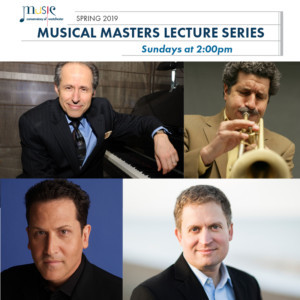 Music Conservatory Of Westchester Announces New Musical Masters Lecture Series