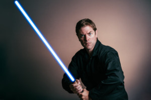 Celebrate All Things Geeky With A Weekend Of One-Man Shows At Raue Center