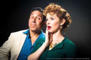 Sarah Drew & Oscar Nuñez Star in I LOVE LUCY: A FUNNY THING HAPPENED... Benefitting the Actors Fund