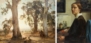 National Gallery Of Victoria Presents First Exhibition To Bring Together Work Of Father And Daughter Artists