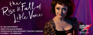 THE RISE AND FALL OF LITTLE VOICE Returns To Sydney