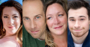 Casting Announced For Interrobang Theatre's UTILITY