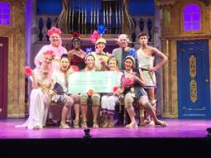 Gulfshore Playhouse Patrons Donate $12,412 For Broadway Cares/Equity Fights AIDS And Gulfshore Playhouse Education