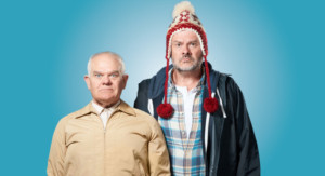 Comedy Duo Mark Hadlow and Ross Gumbley Reunite On Stage At The Court Theatre