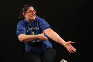 Solo Show I'M JUST KIDNEYING Comes to Frigid Fringe Festival