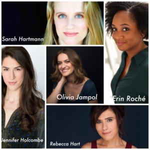 Casting Announced For Lauren Gunderson's THE REVOLUTIONISTS