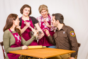 Meadow Brook Theatre Presents THE SPITFIRE GRILL
