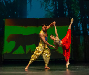 World's Leading Costumers Fuse East & West For JUNGLE BOOK World Premiere