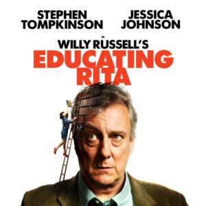 Stephen Tompkinson To Star In UK Tour of EDUCATING RITA
