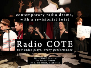 RADIO COTE Comes to FRIGID Fest