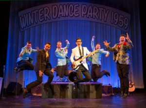 Bucks County Playhouse Brings Back BUDDY: THE BUDDY HOLLY STORY