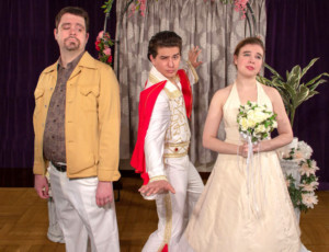 FOUR WEDDINGS AND AN ELVIS Plays Kelsey Feb. 15 To 24