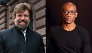 Live Arts Presents Bill T. Jones & Oskar Eustis In Conversation