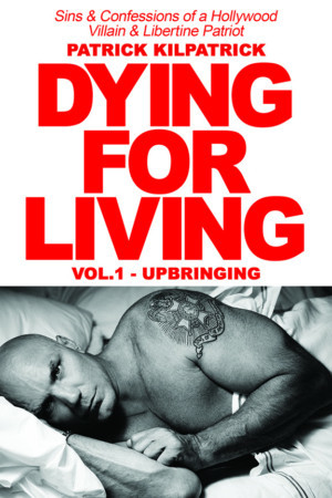 Patrick Kilpatrick Signs Dying For Living At Los Angeles Barnes & Noble