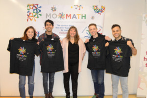 MEAN GIRLS Mathletes Explore Mathematics With Students At NYC's Museum of Math
