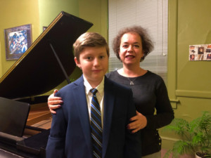 FSPA Piano Student to Perform at Carnegie Hall