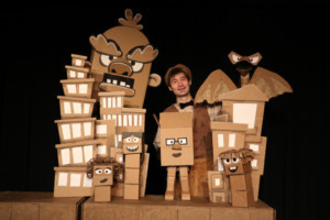 Coming Soon To Great AZ Puppet Theater HOTEL SAGUARO And More