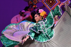 FIESTA MEXICANA, A Spectacular South-Of-The-Border Fiesta, Celebrates Mexico's Rich Arts Culture