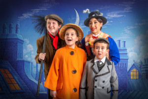 MARY POPPINS JR. Comes to Artisan Center Theater